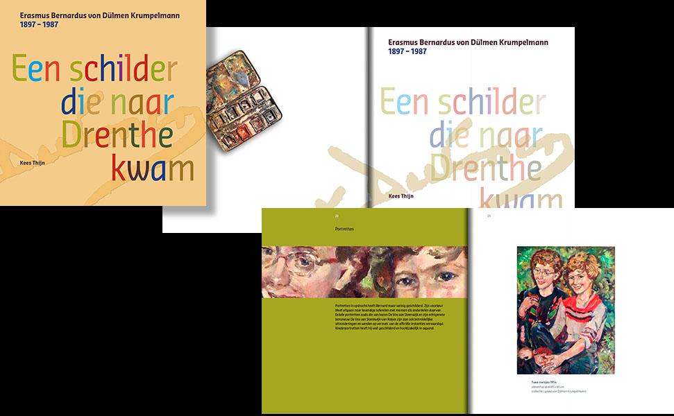 Museum Thijnhof, Coevorden (ism Albert Rademaker)