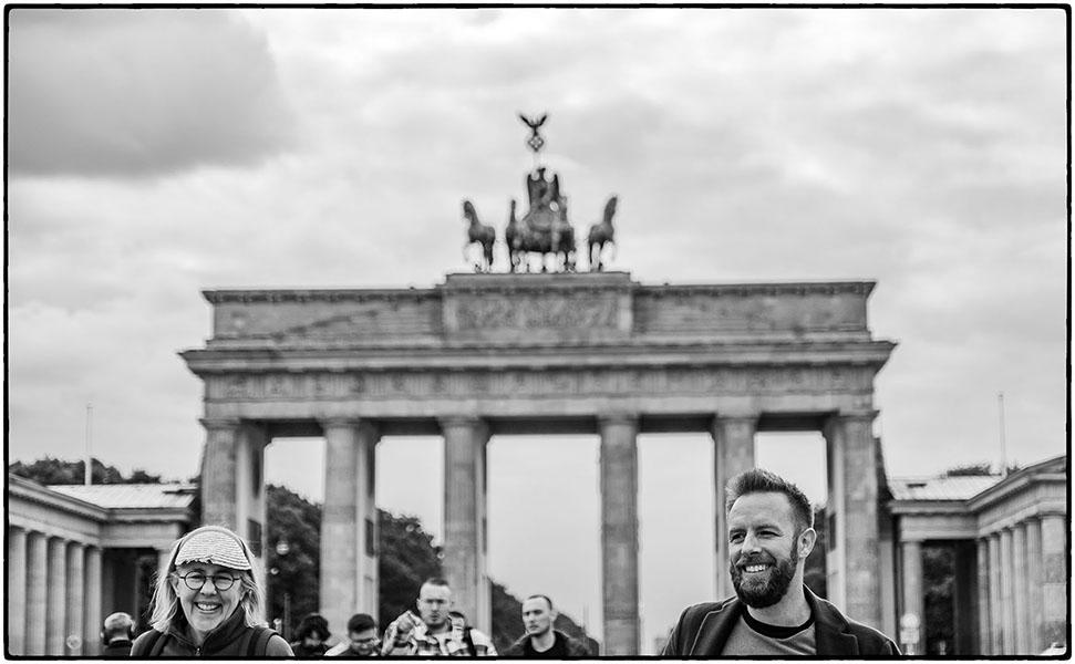 Berlijn (naar Lee Friedlander)